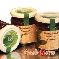 Mermelada de higos y datiles La Molienda Verde