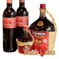 Vino Zumbral Moscatel D.O. Málaga 2 L