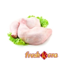 Cuartos traseros de pollo