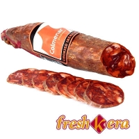 Chorizo cular ibérico Colmenar loncheado