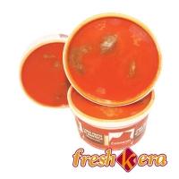 Lomo frito en manteca Colmenar rojo tarrina 1k