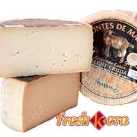 Queso de cabra leche cruda Montes de Málaga