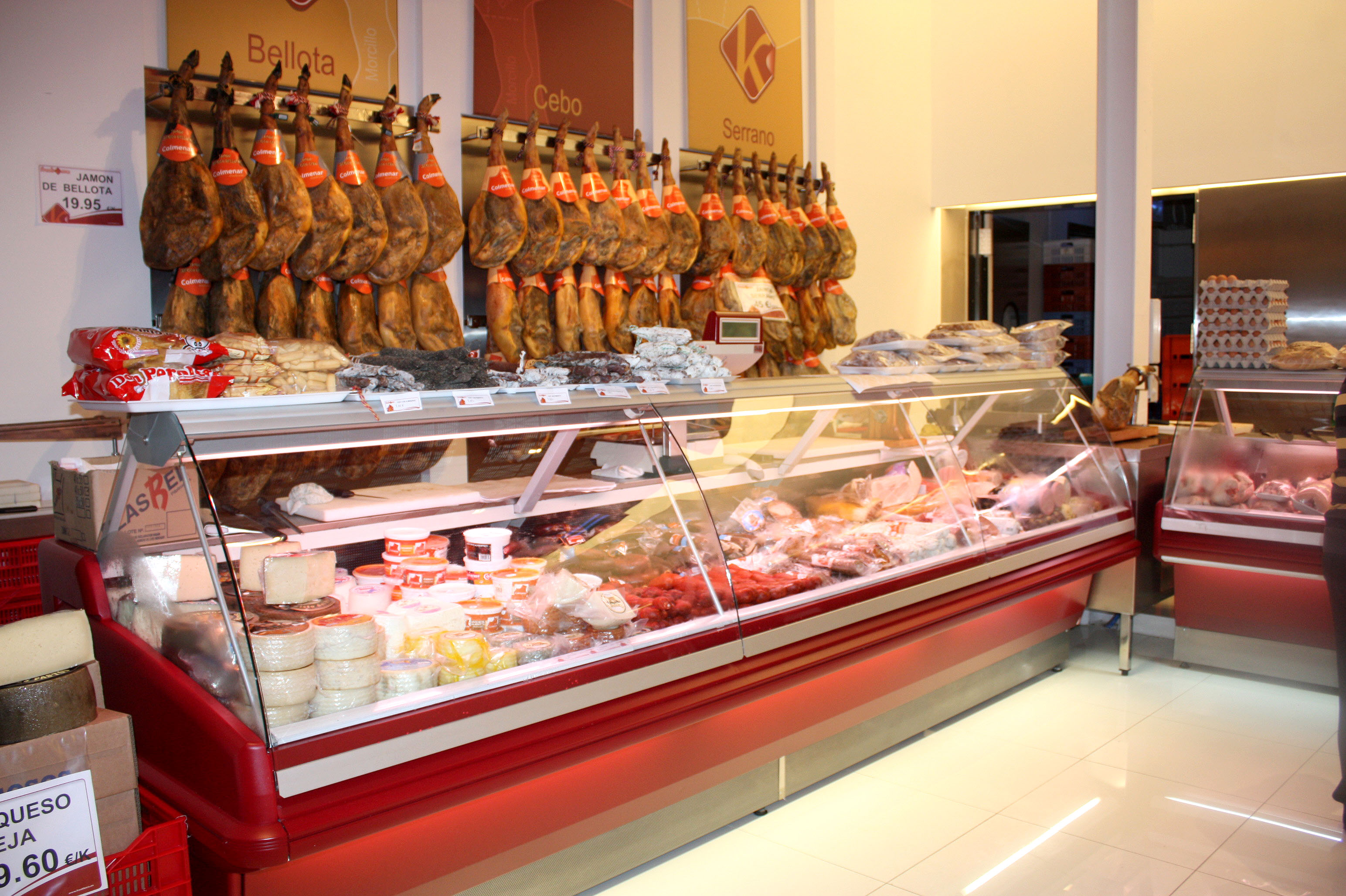 Mostrador Tienda Freshkera